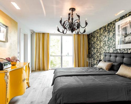 Schlafzimmer Ideen Design Bilder Houzz - Einrichtungsidee schlafzimmer