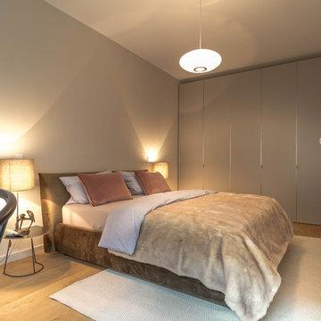 Einrichtung eines Apartments im Palais Varnhagen