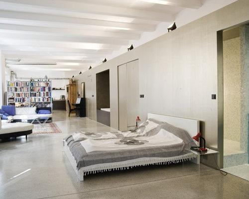 Industrial Schlafzimmer - Ideen & Design | HOUZZ