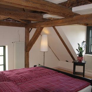 Camera da letto rustica Berlino - Foto e Idee per Arredare