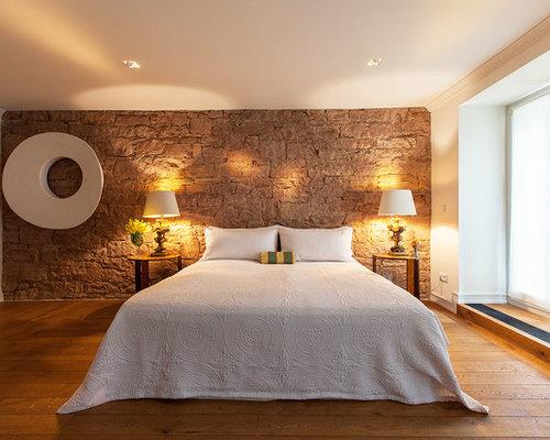 rustikale schlafzimmer - ideen, design & bilder - Schlafzimmer Renovieren Ideen Bilder