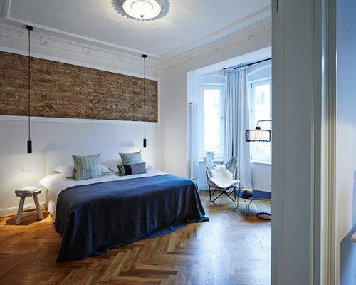 moderne schlafzimmer - ideen, design & bilder - Moderne Schlafzimmer Ideen