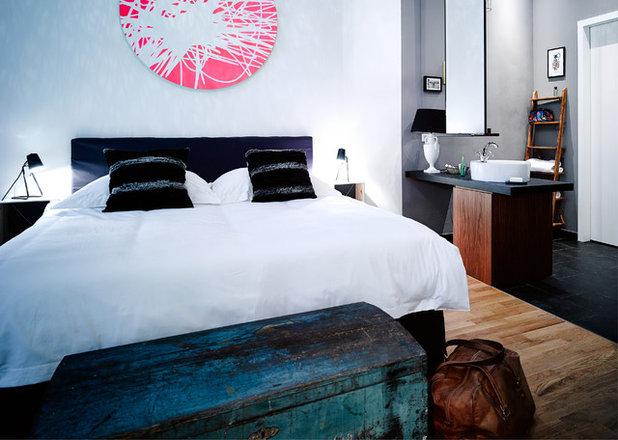 Modern Schlafzimmer By Studio Sandra Pauquet
