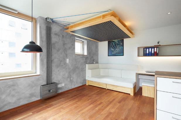 Modern Schlafzimmer by DOMANI INTERIOR