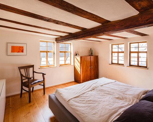 rustikale schlafzimmer ideen design houzz. Black Bedroom Furniture Sets. Home Design Ideas