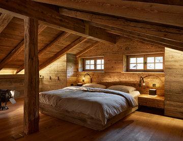 Hauf Chalet Schlafzimmer