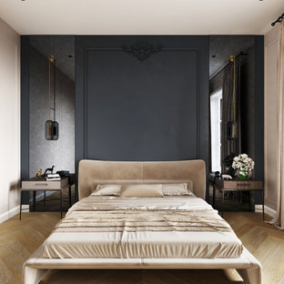 75 Beautiful Wall Paneling Bedroom Pictures Ideas September 2020 Houzz