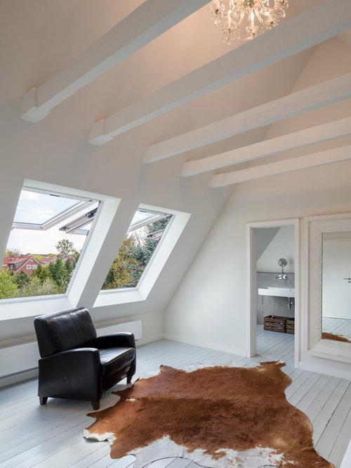 Camera da letto stile loft classica germania foto e idee for Cabina 2 camere da letto con planimetrie loft