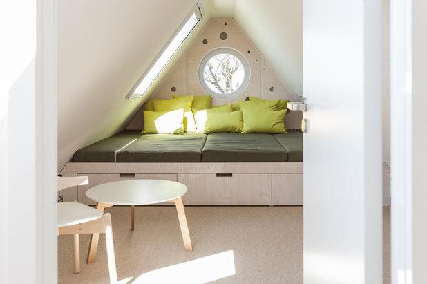schlafzimmer mit dachschräge: 8 einrichtungstipps - Kleine Schlafzimmer Mit Schragen