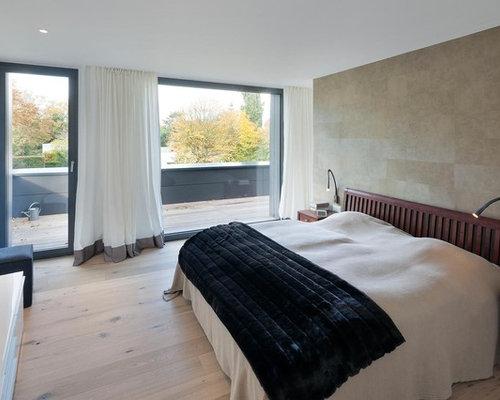 Moderne Schlafzimmer Ideen, Design & Bilder | Houzz