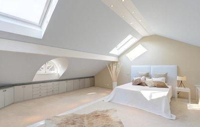 Beliebte Artikel Dachbodenträume: 7 Wohnideen Für Räume Unterm Giebel