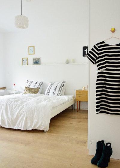Scandinavian Bedroom by stylingfieber
