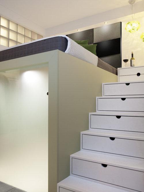 hochbett mit stauraum. Black Bedroom Furniture Sets. Home Design Ideas