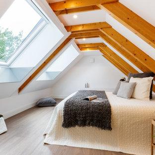 Skandinavisches Schlafzimmer in Sonstige