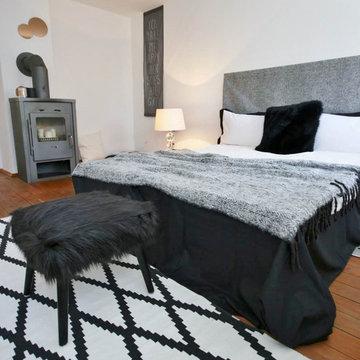 home staging Projekte ©Agentur Geschka - Schlafzimmer
