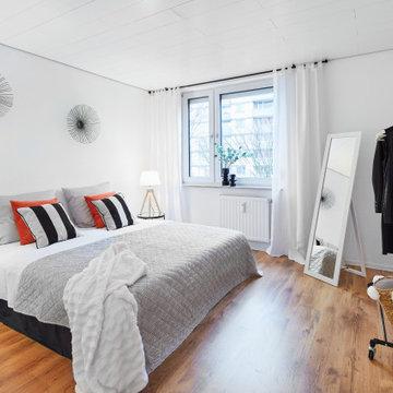 Homestaging für 71 qm Wohnung