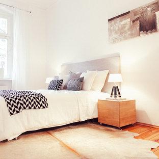 Schwarz-weißes Schlafzimmer - Ideen & Bilder | HOUZZ