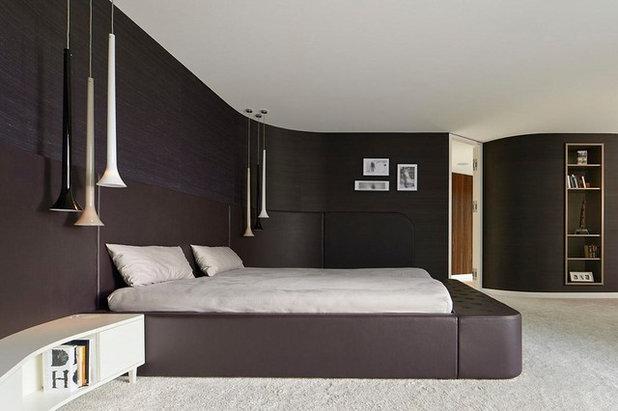 Modern Schlafzimmer by Ippolito Fleitz Group – Identity Architects