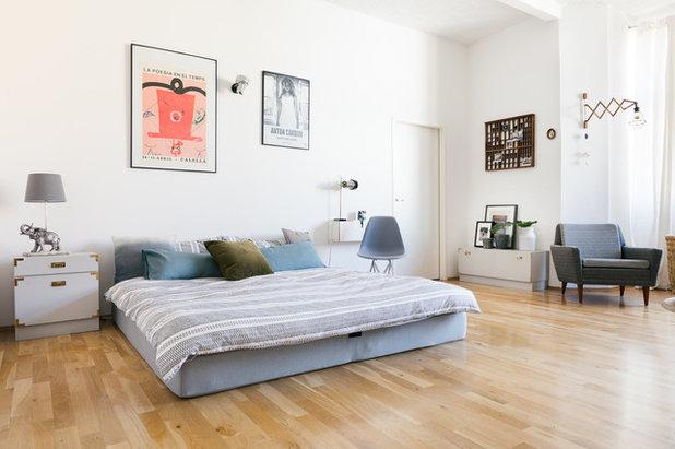 Retro Dormitorio by HEJM - Interieurfotografie