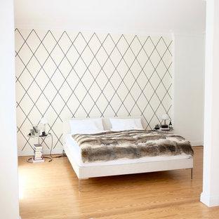 Modernes Schlafzimmer in Hamburg
