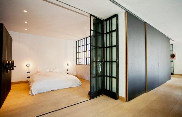 Industrial Bedroom Industrial  Schlafzimmer