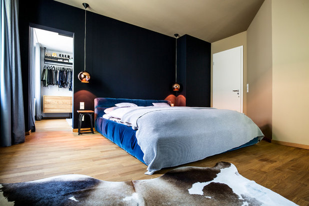 Modern Schlafzimmer by BESPOKE Interior Design & Production