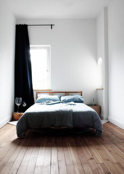 北欧 寝室 by Franziska Land