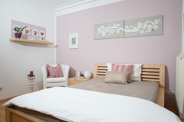 Landhausstil Schlafzimmer by my-living-art