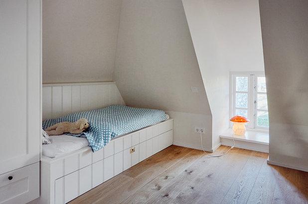 Casa de campo Dormitorio by grotheer architektur
