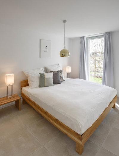 Modern Schlafzimmer by dobelstein Architektur