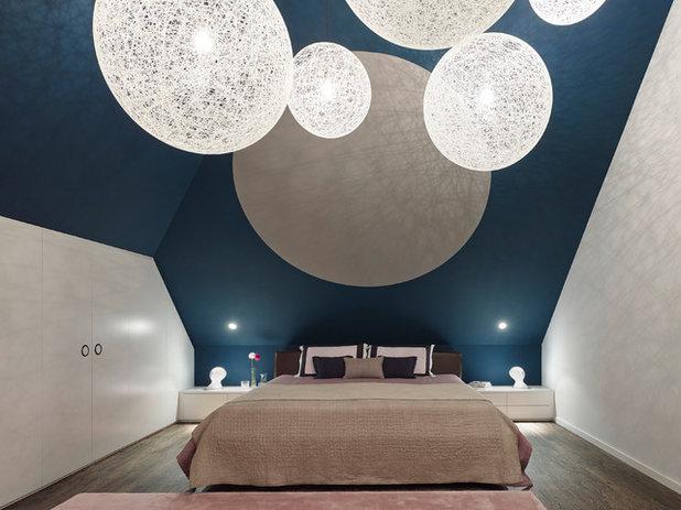 8 tipps f r schlafzimmer mit dachschr ge. Black Bedroom Furniture Sets. Home Design Ideas