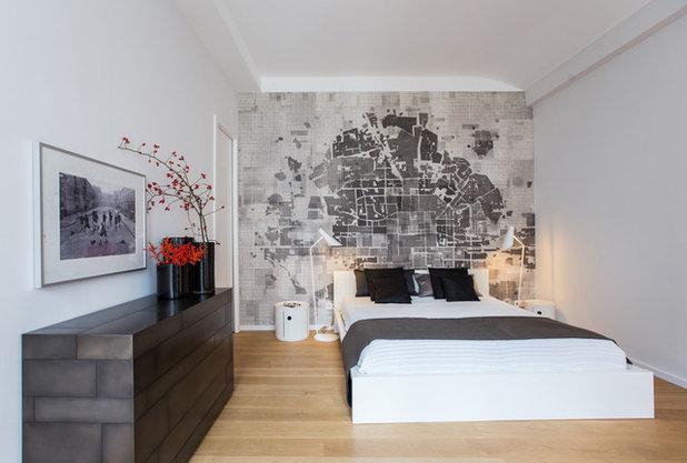 Modern Schlafzimmer by Conscious Design