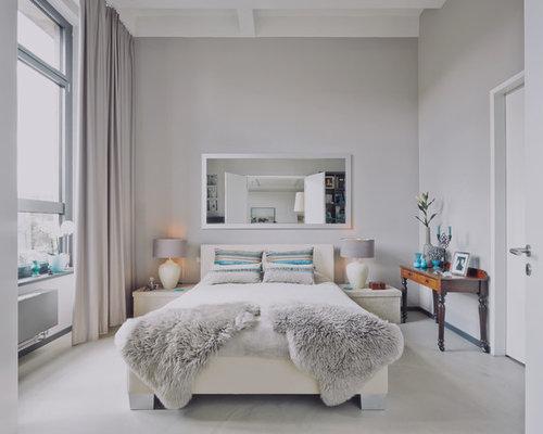 Moderne Schlafzimmer Ideen, Design & Bilder   Houzz