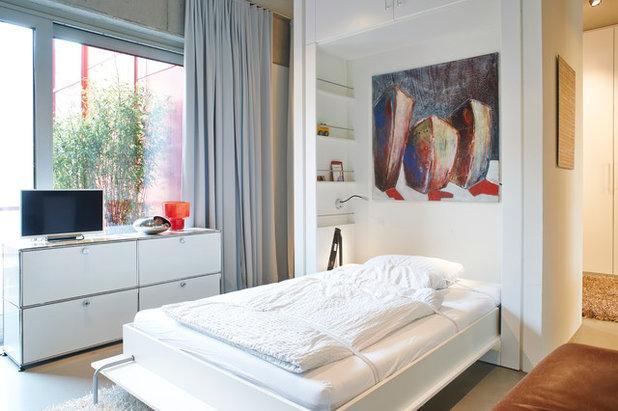 Industrial  Schlafzimmer by Otto von Berlin