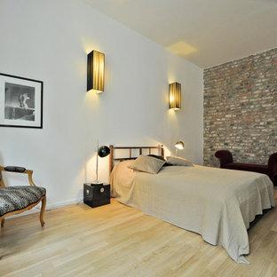 Camera da letto stile loft Colonia - Foto e Idee per Arredare