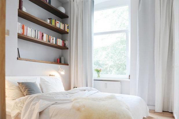Contemporary Bedroom by JSW Studio