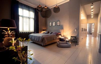 Houzzbesuch: Monochrome Grandezza für ein Apartment im Berliner Westen