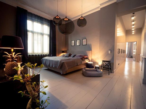 ベッドルーム by Gleba+Störmer