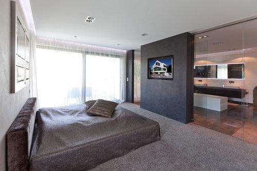 Fernseher im Schlafzimmer?!