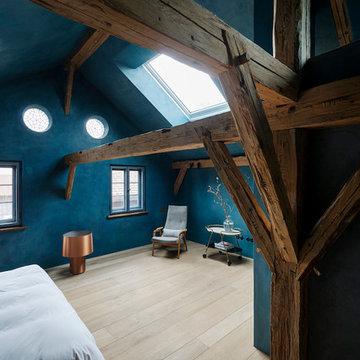 Masterbedroom Dachgeschoss