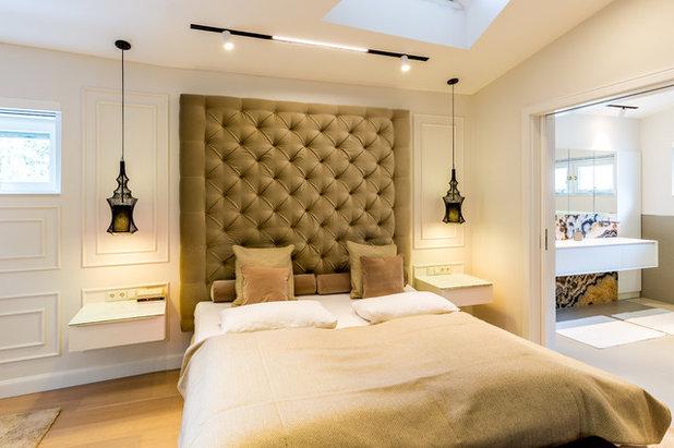Klassisch Schlafzimmer by AID-Studio