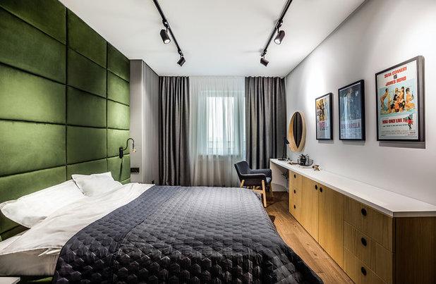 Modern Schlafzimmer by Bohostudio