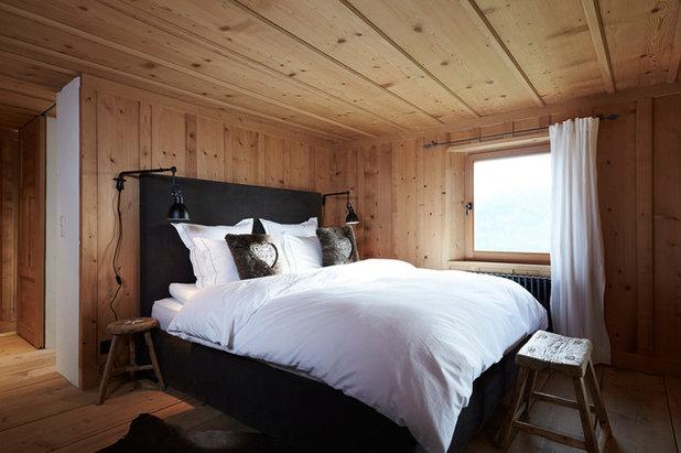Rústico Dormitorio by Meier Architekten