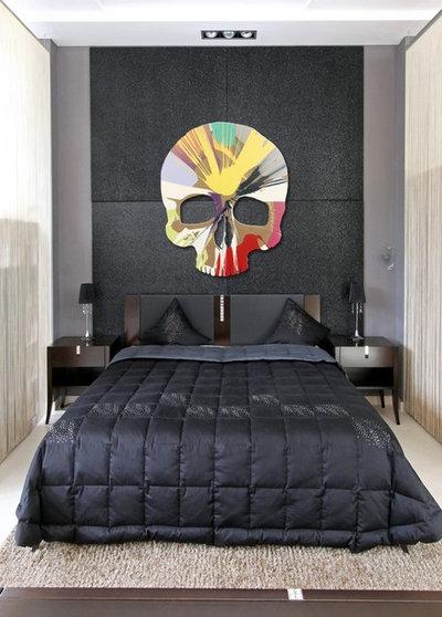 13 d cors muraux pour un effet waouh dans la chambre. Black Bedroom Furniture Sets. Home Design Ideas