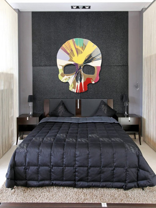 moderne schlafzimmer mit teppichboden ideen design. Black Bedroom Furniture Sets. Home Design Ideas