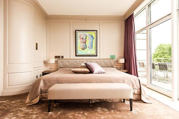 Stylische Schlafzimmer stylische idee fürs schlafzimmer die bettbank ist wieder da