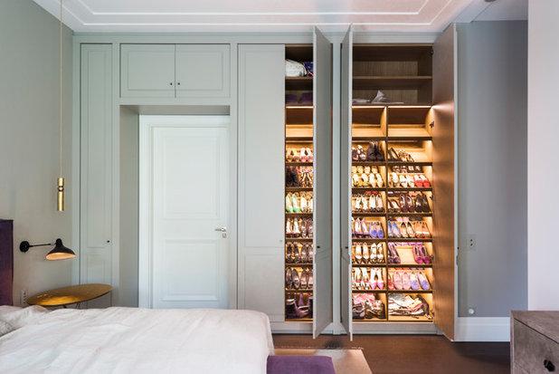 Modern Schlafzimmer by Lange Geller Kuehl Interiors
