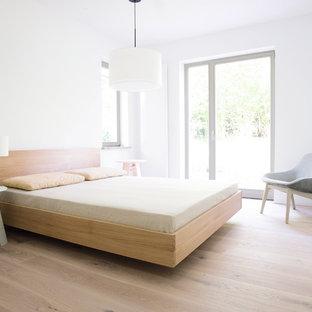 Camera da letto di medie dimensioni Monaco di Baviera - Foto ...