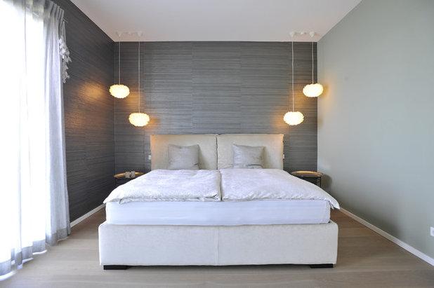 Modern Schlafzimmer by amaroo concept GmbH
