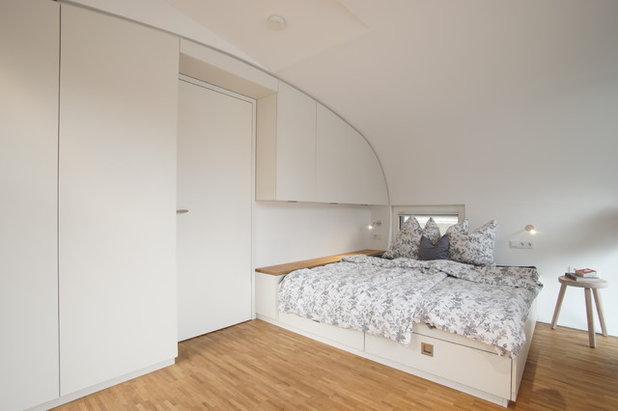 Modern Schlafzimmer by Fotograf Thomas Drexel
